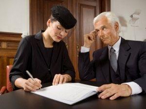 Имеет ли право на наследство гражданская жена после смерти мужа