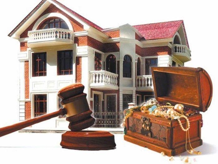 Форма заявления на право наследства