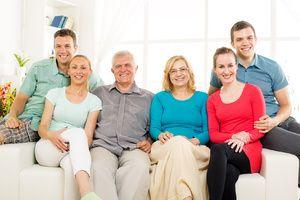 Близкие родственники согласно Семейному Кодексу
