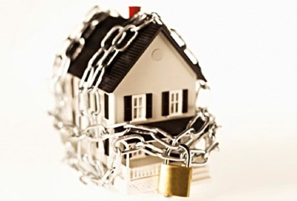 залог с обременением недвижимости