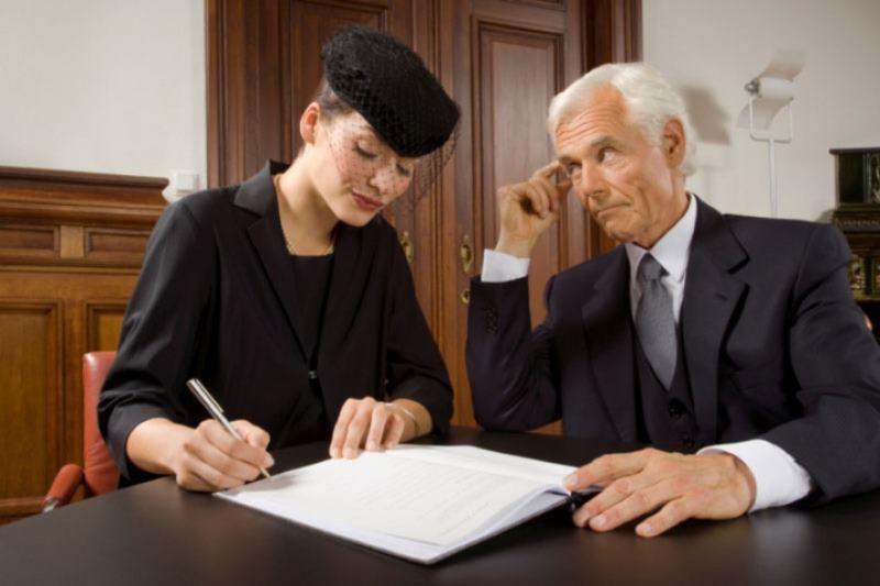 Принятие наследства гражданским супругом